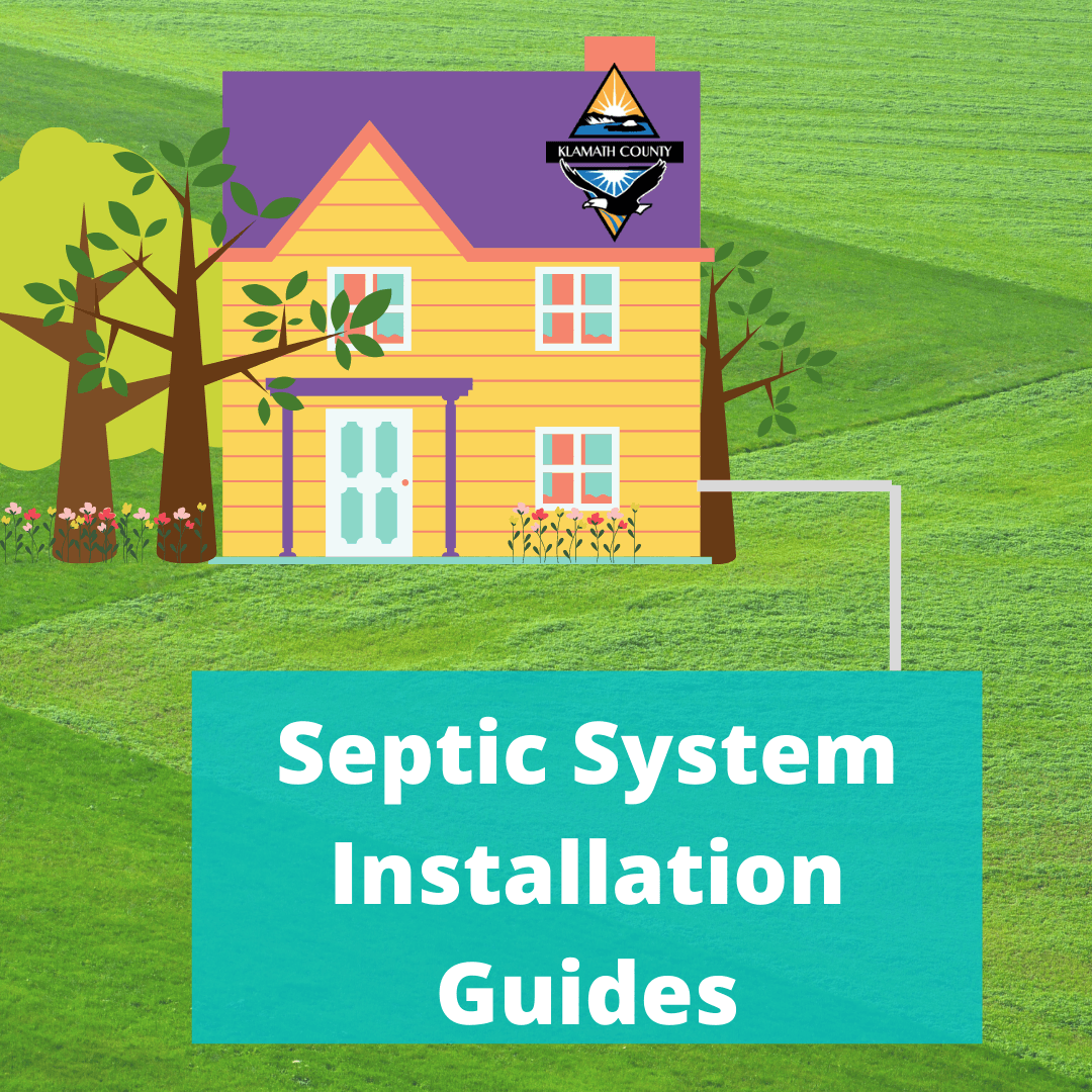 Septic System Installation Guides Opens in new window